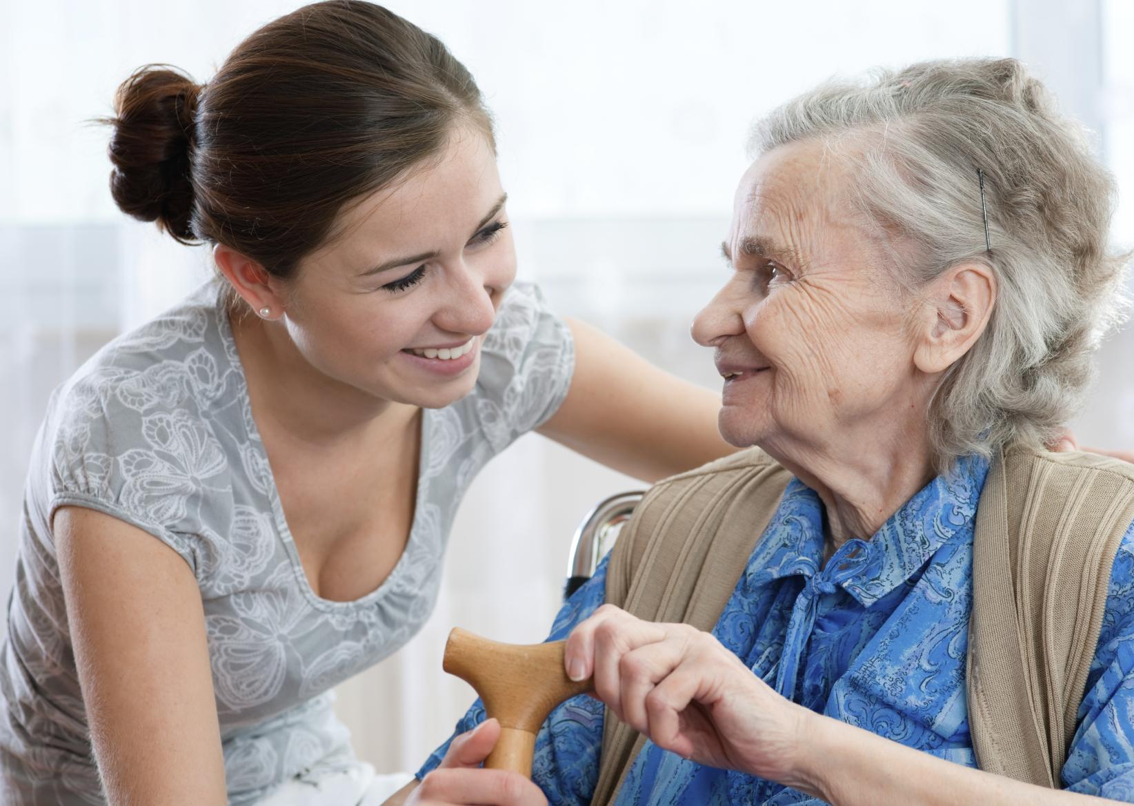 caregiver jobs