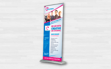Roll up Banner Singapore