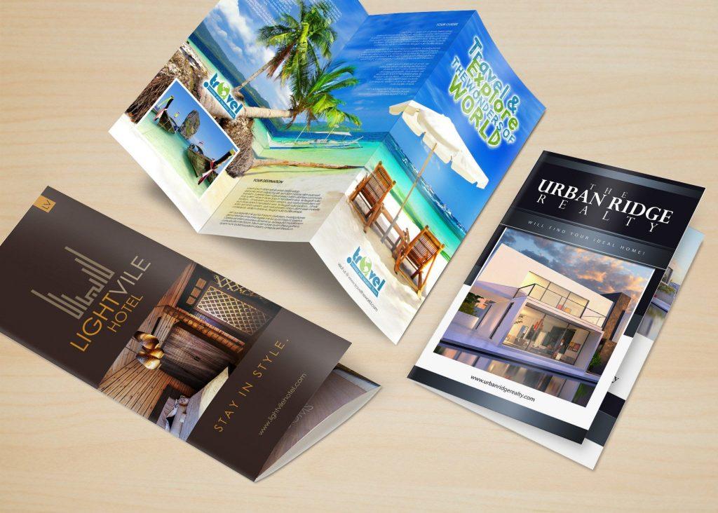 brochure printing singapore price